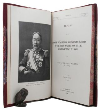 REPORT ON THE JAPANESE NAVAL MEDICAL AND SANITARY FEATURES OF THE RUSSO-JAPANESE WAR TO THE...