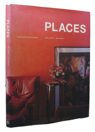 PLACES. Earl Carter, Jean Wright, Marion von Adlerstein