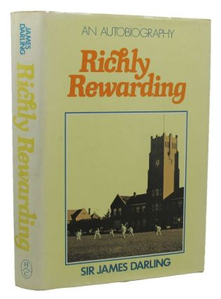 RICHLY REWARDING. J. R. Darling
