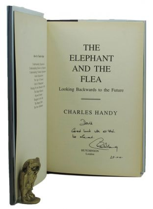 THE ELEPHANT AND THE FLEA. Charles Handy