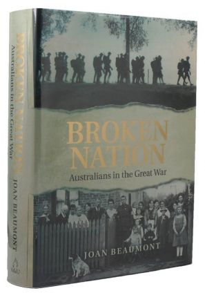 BROKEN NATION. Joan Beaumont