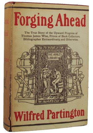 FORGING AHEAD. Wilfred Partington
