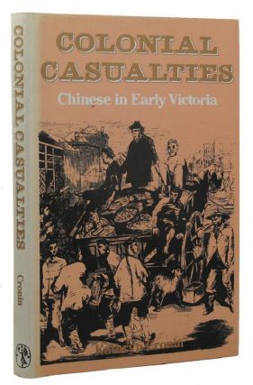 COLONIAL CASUALTIES. Kathryn Cronin