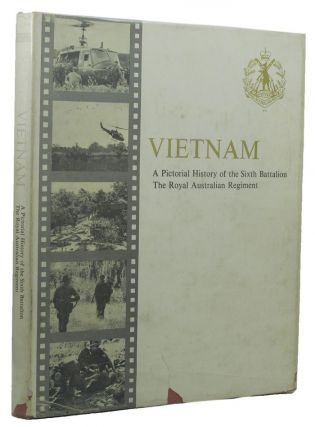 VIETNAM. The Royal Australian Regiment 06th Battalion, Captain Iain McLean Williams