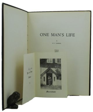 ONE MAN'S LIFE. H. C. Gordon