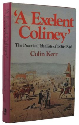 A EXELENT COLINEY [sic]. Colin Kerr