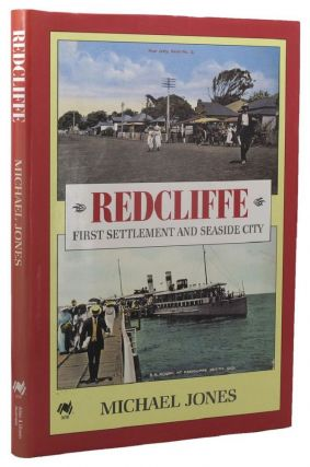REDCLIFFE. Michael Jones