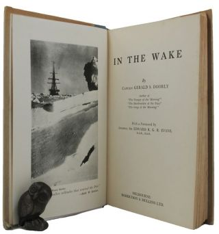 IN THE WAKE. Captain Gerald S. Doorly