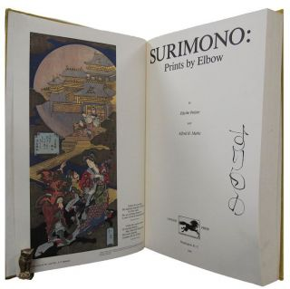 SURIMONO: Prints by Elbow. Edythe Polster, Alfred H. Marks