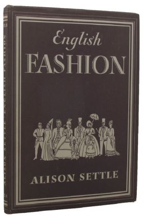 ENGLISH FASHION. Alison Settle